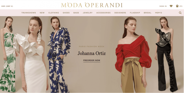 Moda Operandi enjoys positive digital marketing campaign results since selecting Highstreet.io as their real-time product feed management partner