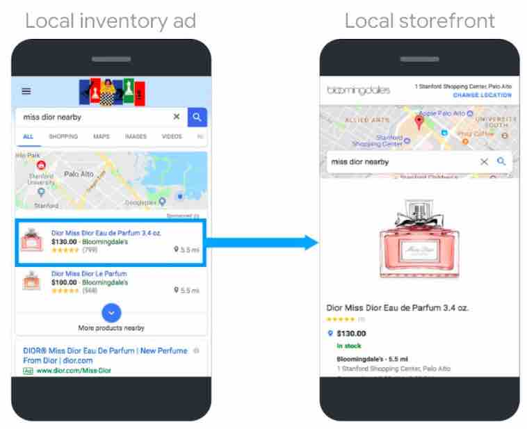 google-local-inventory-ad-example2019