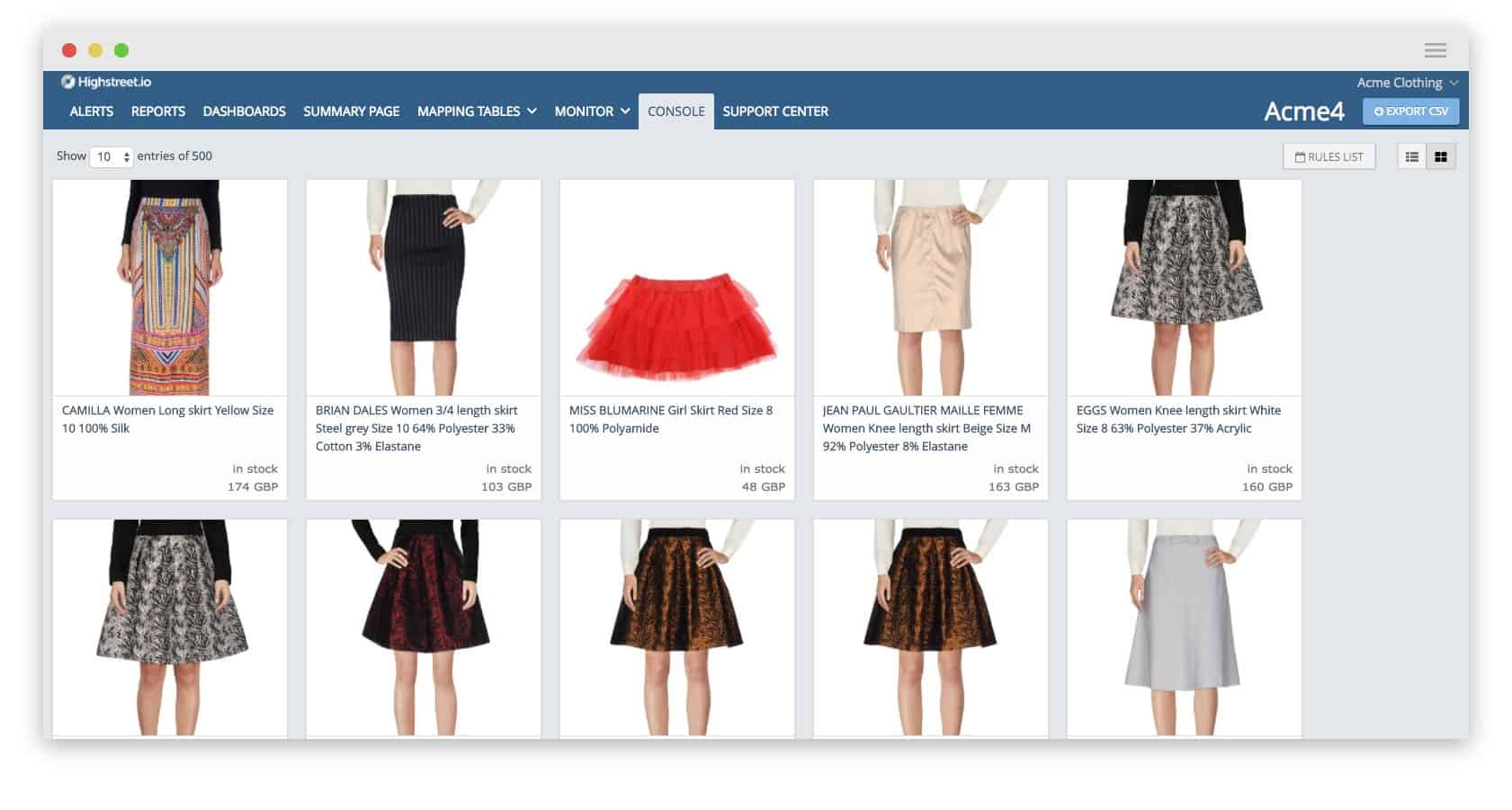 ecommerce product feed software